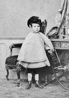 Rudolf, Crown Prince of Austria