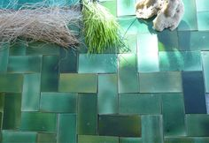 smaragd blue from Pataki Tiles collection