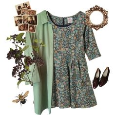 Untitled #42 by kittymaid on Polyvore featuring polyvore fashion style Jones New York OKA