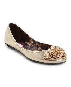 Betsey Johnson Sydnee Flats > retails for $99