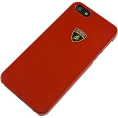 #Lamborghini Diablo Series Hard Shell Case for #iPhone 5, Red $18.99 From #DayDeal