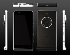 Kodak Company has introduced Ektra Smartphone with new features which is aimed at photography.The camera manfacturer made its debut into smartphone market