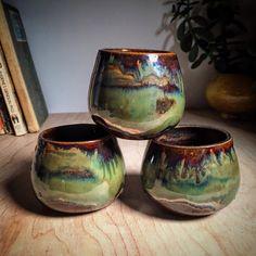 Lovely little hobbit cups.