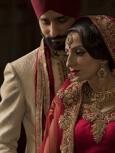 Bride & Groom   Indian Bride And Groom, Bride Groom, Indian Weddings, Wedding Photoshoot, Matching Outfits, Marriage, Sari, Poses, Studio