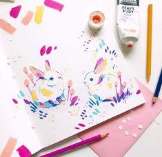 Gouache Illustrations, Pencil Illustration, Sketchbook Inspiration, Art Sketchbook, Pretty Art, Cute Art, Animal Drawings, Cute Drawings, Minimalist Bullet Journal