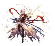 Lucio character design art from Granblue Fantasy Fantasy Character Design, Character Design Inspiration, Character Concept, Character Art, Concept Art, Fantasy Kunst, Fantasy Art, Anime Kunst, Anime Art