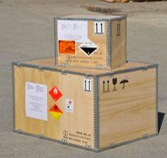 Embalaje materiales peligrosos - Empaquetado Dimobox