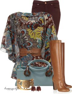 """""""Peacock"""" by happygirljlc on Polyvore"""