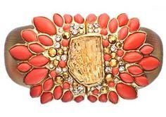 Alexis-Bittar - Ikat Bracelet
