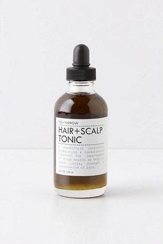 Tonique pour le corps et les cheveux Fig + Yarrow