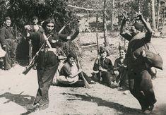 Guerre d'Espagne, 1936
