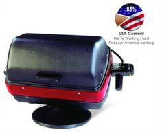 The East Street 9300 Table Top Electric Grill is perfect for easy, fast, and tasty outdoor grilling. A compact grill that delivers a Great BIG grilling flavor!