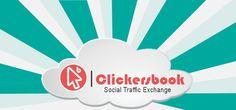 clickersbook Social Traffic Exchange