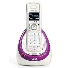 V-Tech LS6117 DECT 6.0 Hannah Montana Cordless Speakerphone with Caller ID by VTech. $26.00. DECT 6.0 Digital technology provides the best sound quality, security and range in cordless phone  Interference free for crystal clear conversations-won't interfere with wireless networks and other electronics devices 50-phone number memory 50-name/number phonebook directory-easily store and dial frequently called numbers Voicemail waiting indicator* -flashing light on the ba...