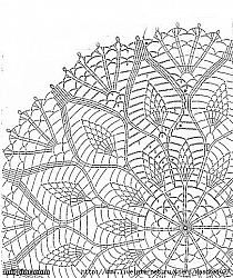 Risultati immagini per pisanki na szydełku wzory