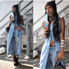 547f1d914b26 36 Best MYHABIT and WhoWhatWear Denim Week Contest images