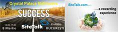 Invitatie la Bucuresti SiteTalk Day