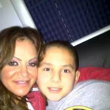 Jenni Rivera junto a Su Hijo Johnny -YeciSanchez