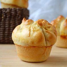 Georgian Khachapuri (Cheese Muffins)