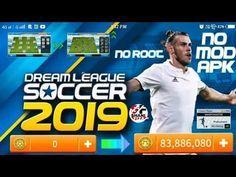 Dream League Soccer 2019 Mod Apk No Root Legendary Players