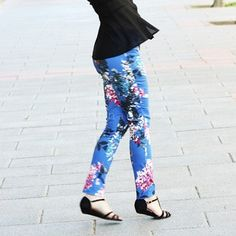 Pattern and instructions for skinny jeans