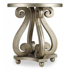Luna Accent Table from Hooker Furniture at Toms-Price Furniture