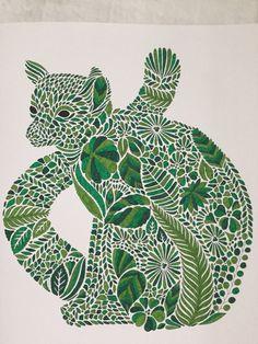 Lemur - Tropical Wonderland Book, Millie Marotta