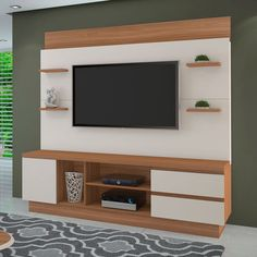 Modern Furniture Living Room, Living Room Tv Unit Designs, Tv Unit Interior Design, Tv Unit Furniture, Bedroom Bed Design, Living Room Tv Wall, Room Design, Wall Unit Designs, Bedroom Furniture Design