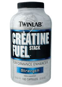 TwinLab (More from TwinLab )  Creatine Fuel Stack