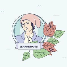 Trabajando con @principia_io descubro cosas como la increible historia de #JeanneBaret la primera #mujer en circunnavegar el mundo.  #ilustracion #infografia #diseño #datos #ciencia #cientificos #biodiversidad #fauna #flora  Working with @principia_io I discover many incredible things as #JeanneBaret story. The first woman to travel all arround de world.  #illustration #infographic #design #science #scientific #biodiversity