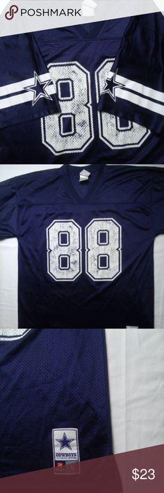 c582d64951473 Dallas Cowboys Authentic Apparel Jersey  88 Dez DEZ BRYANT Jersey 1. SIZE   Large