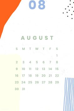 Fantastic Snap Shots August calendar 2020 Style What is the most effective way to post a high priority to-do record? Eliminate use one? August Calendar, Free Printable Calendar, Calendar 2020, Free Printables, Calendar Design Template, Make Your Own Calendar, Calendar Wallpaper, Mobile Wallpaper, Happy Fun