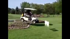 Golf Cart Compilation FAILS 2 New Clip, Golf Carts, Fails, News, Board, Youtube, Golf Cart Bodies, Sign, Youtubers