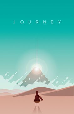 Journey – Created by Connor McShane in Illustration                                                                                                                                                      More