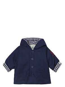 25fc703e3 J by Jasper Conran - Designer babies navy quilted jacket