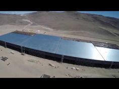 Kirill Klip.: New Drone Flyover Official Video Of Tesla Gigafactory.