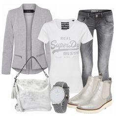 Freizeit Outfits: BeReal bei FrauenOutfits.de