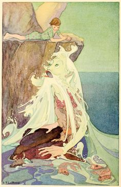 Dorothy Lathrop. A Littlre Boy Lost by W. H. Hudson. c. 1920. Art of Narrative: January 2012