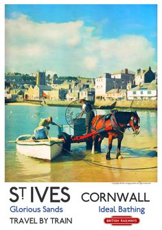 St Ives, British Railways