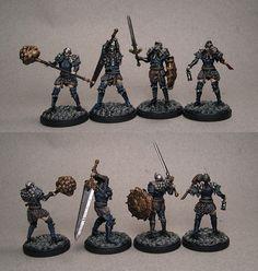 Kingdom Death: Monster (all core miniatures) - Imgur
