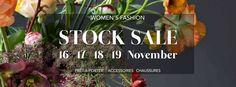 Fashion Stocksale Project Distribution -- Anderlecht -- 16/11-19/11