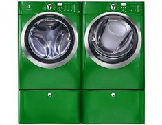 kelly_green_electrolux_washer_dryer