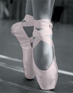 Love ballet ❤ I want a pair soo bad!