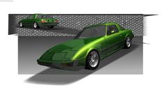 Mazda RX7 ser 1