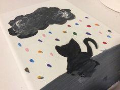 Peinture: Apparition de la couleur J'ai 10 ans