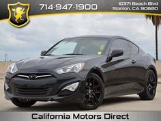 2013 Hyundai Genesis Coupe 2.0T  #CaliforniaMotorsDirectStanton #CA #Stanton #Used #Preowned #autos #Hyundai #Inventory #DriveToday