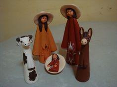 Nacimientos Peruanos   Pesebres   Regalos para Navidad   Nacimientos Originales - Ekeko Perú   Selecta Artesanía Peruana   Hecho a Mano