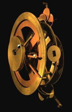 El encanto del mecanismo de Anticitera - Mito | Revista Cultural http://revistamito.com/el-encanto-del-mecanismo-de-anticitera/
