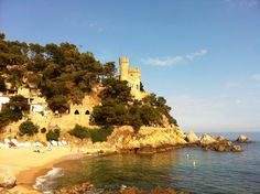 Lloret de Mar- family holiday of 2012! loved it! #spain #tan #sun
