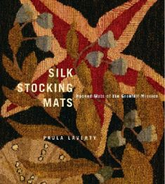 Silk Stocking Mats Hooked Of The Grenfell Mission Is A Lavishly Ilrated History Rug Inspirationrug Hookingsilk